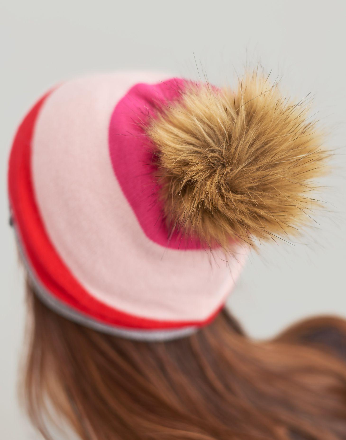 f68d68b52 Flurrywell pop-a-pom Hat in 2019 | For my body | Hats, Pom pom hat ...