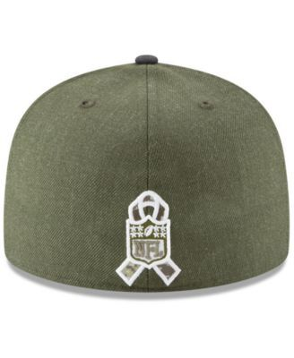 291628f6 Green Bay Packers Salute To Service 59FIFTY FITTED Cap | Products ...