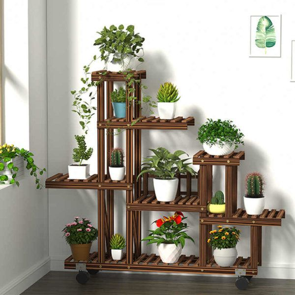 Amazing Plant Shelf design Ideas - Engineering Discoveries ... on Amazing Plant Stand Ideas  id=57579