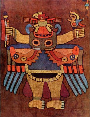 textiles of mesoamerica If we accept good's (2001:211) definition of a textile as a web of interlaced threads produced on a loom, we may say that textiles have a long and storied existence in ancient mesoamerica in.
