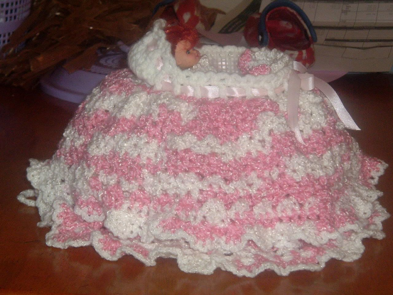Pin von Juanita Atha Gawsyszawski auf Crochet | Pinterest | Puppenwagen