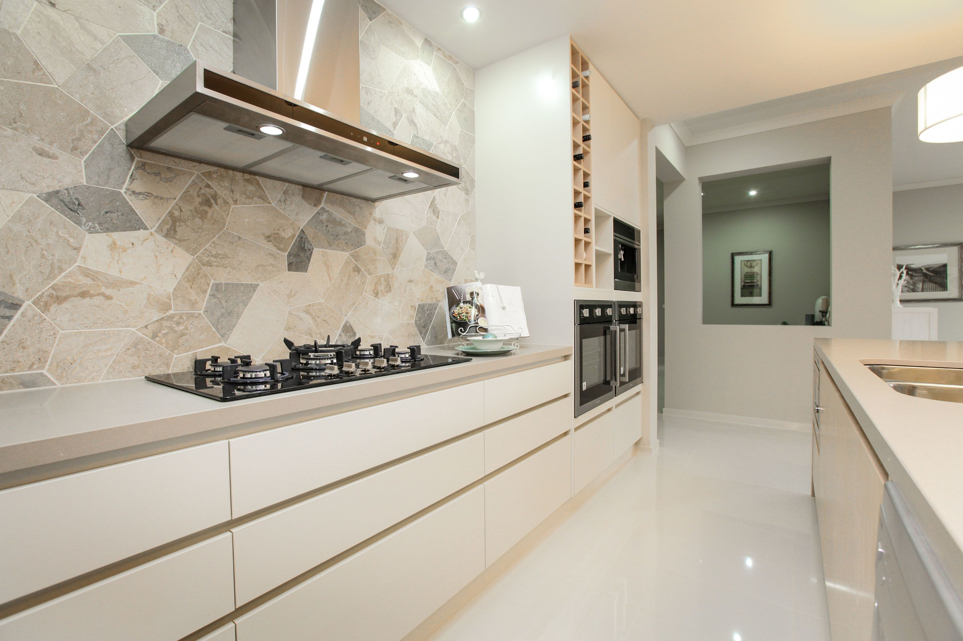 modern kitchen fitted with technica appliances kitchen
