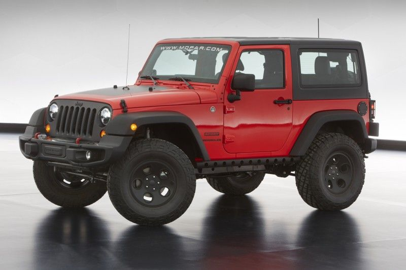 Jeep Easter Safari 2013 Concepts Revealed Jeep Concept Jeep