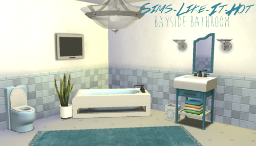Sims Like It Hot Sims Bayside Sims 4
