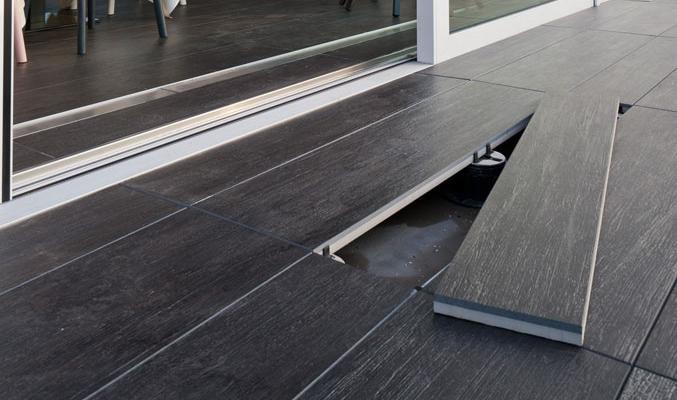 Raised Floors Patio Flooring Flooring Backyard Plan