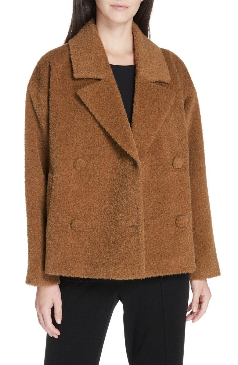 Eileen Fisher Wool Alpaca Blend Short Jacket Regular Petite Nordstrom Short Jacket Eileen Fisher Jacket Petite Winter Coats [ 1196 x 780 Pixel ]