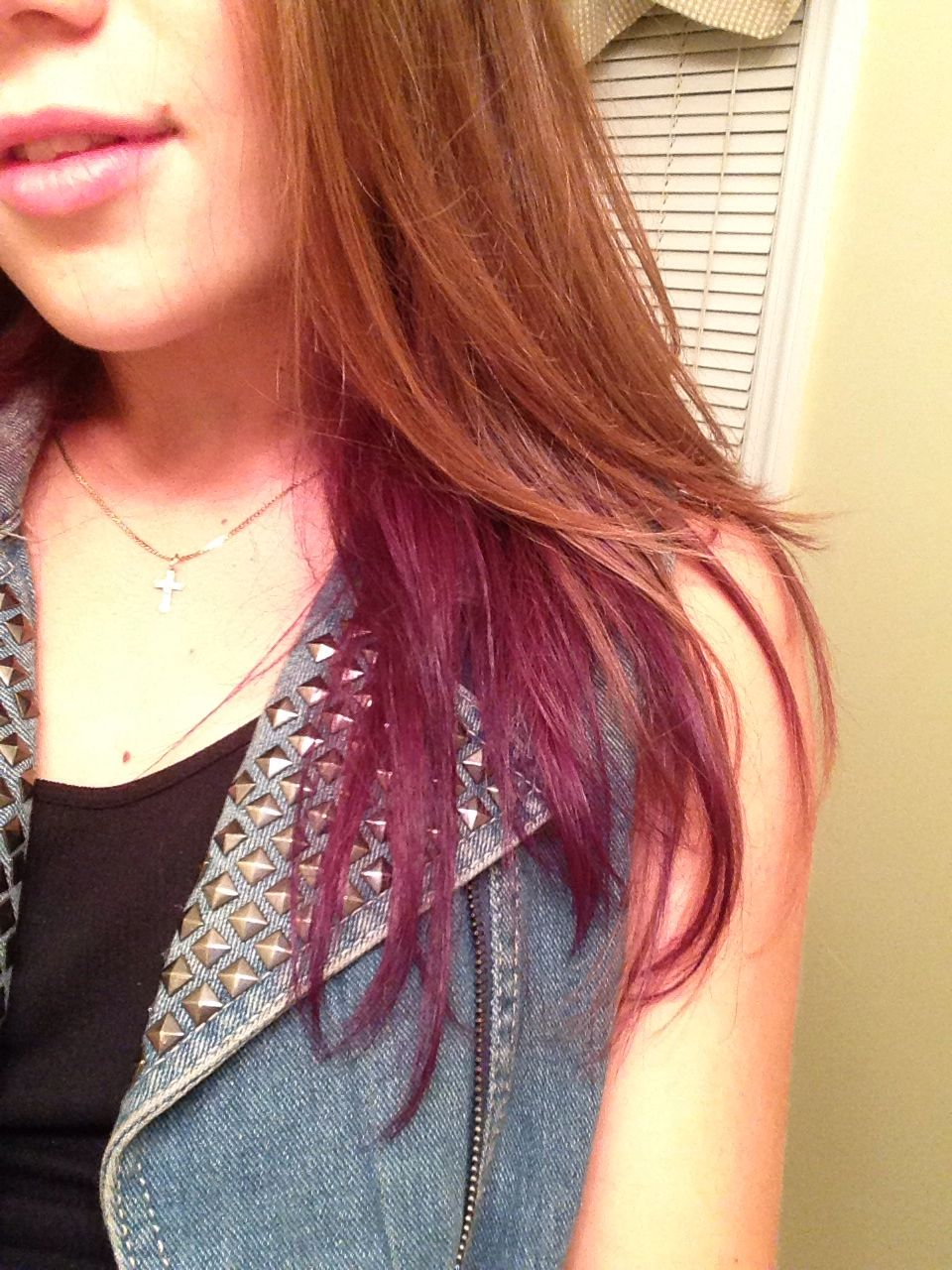 Splat Lusty Lavender hair color with no bleach. I've been