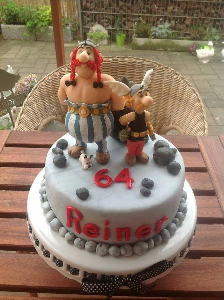 Obelix Kuchen