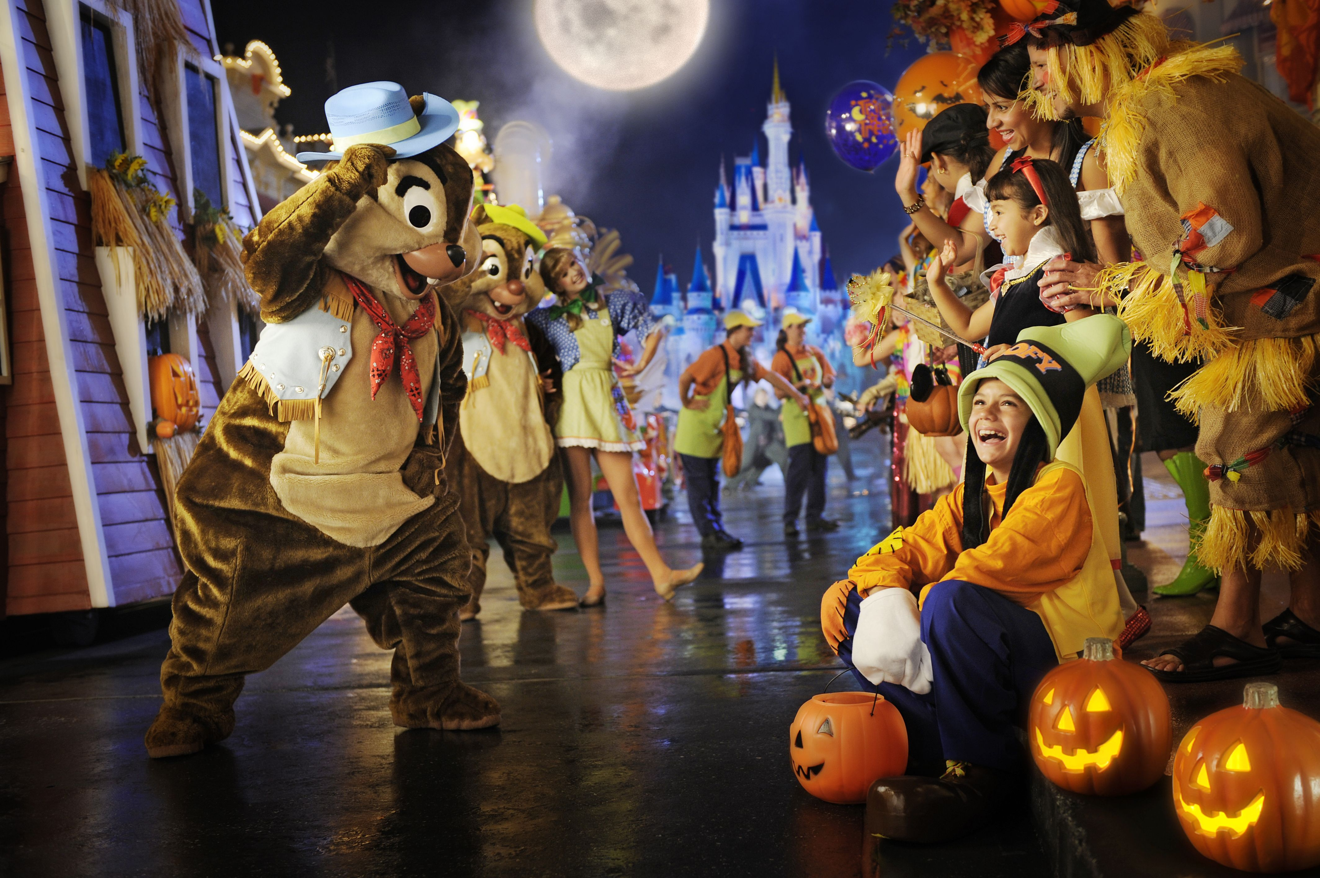 """Mickey's """"Boo-to-You"""" Halloween Parade, a collection of frightful ..."""