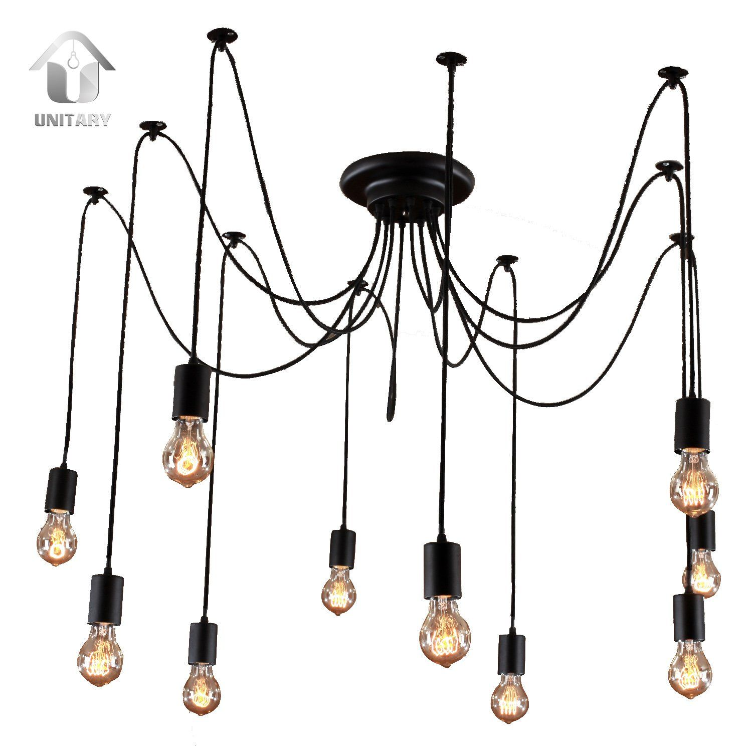 Unitary Brand Antique Large Barn Chandelier Max 400w With