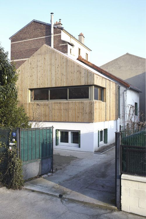 Extension du0027une maison Extensions, Roof extension and Grand designs