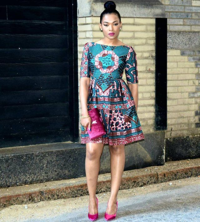 Top Ten Beautiful And Colorful Ankara Styles That Will Wow You