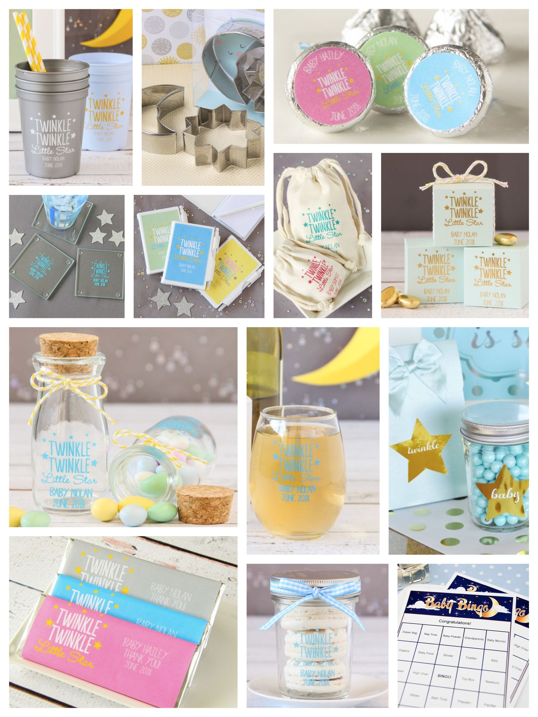 twinkle twinkle little star baby shower theme is the perfect party