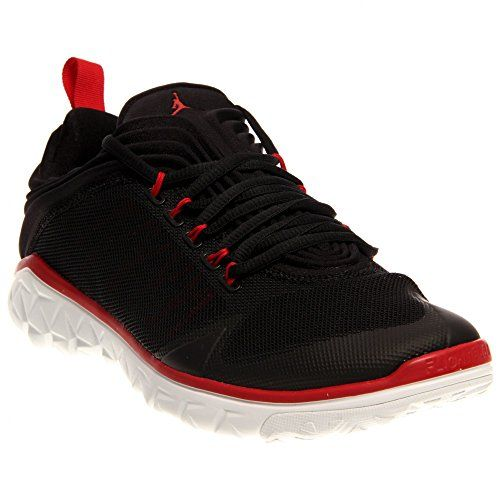 43f6bc5754cf Nike Jordan Mens Jordan Flight Flex Trainer Training Shoe BlackGym RedWhite  Training Shoe 13 Men US    Click on the image for additional details.