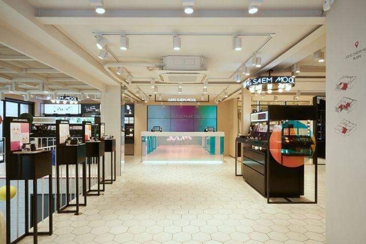 Jung Saem Mool Plops store by Design Soo, Seoul – Korea » Retail Design Blog