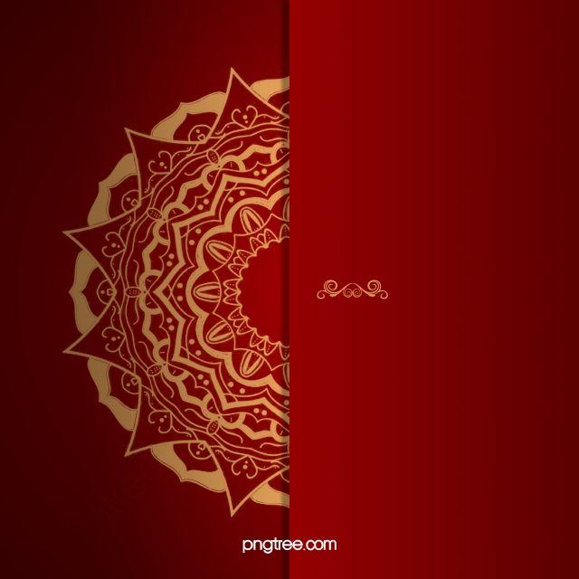 Red Wedding Invitation Vector Background Wedding Invitation Vector Red Wedding Invitations Wedding Invitation Background