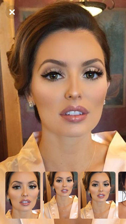 Stunning wedding makeup  - Hochzeit -