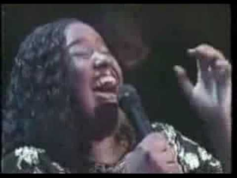 Luther Vandross And Jennifer Holliday Bridge Over Troubled Waters