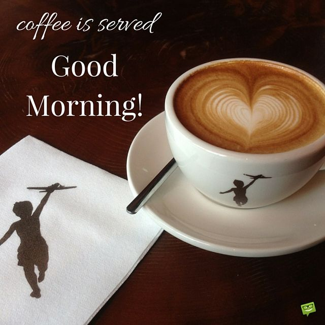 15 Optimistic Good Morning Cards | Trust god