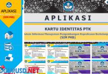 Kartu Sim Pkb Untuk Cek Info Gtk Sistem Informasi Manajemen Kartu Belajar