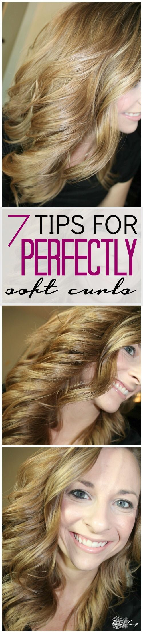 7 Hair Tips for Soft Curls #softcurls