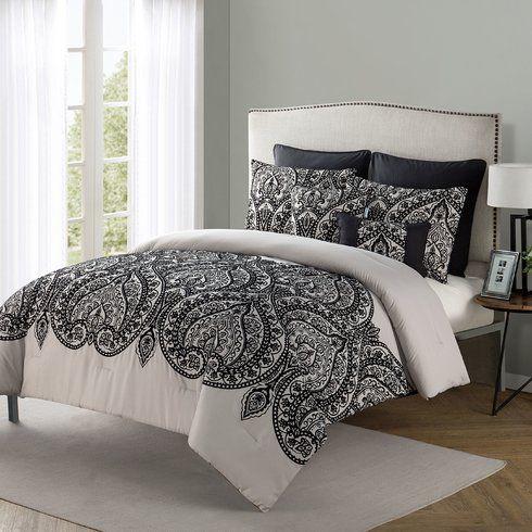 Main Image Zoomed Comforter Sets Paisley Comforter Paisley Bedding