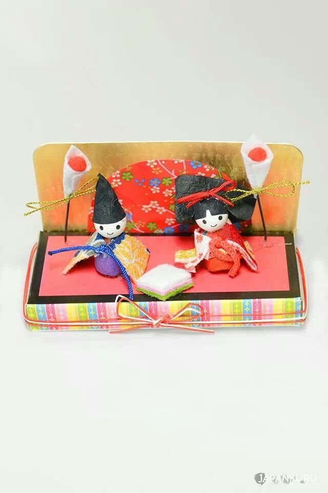 It is Doll's Day Today(Hinamatsuri)☆ A day of all girls! #daiso #hinamatsuri #girlsday #girl #shopping #tokyo #japan #japankuru #culture #japaneseculture #custom #doll #hina #matsuri #cute