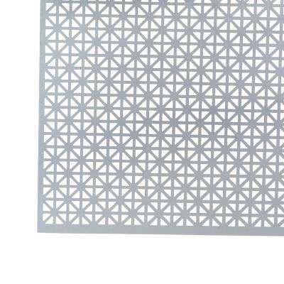 1 Ft X 1 Ft Aluminum Union Jack Mill Sheet M D Building Products Aluminium Sheet Steel Sheet Metal