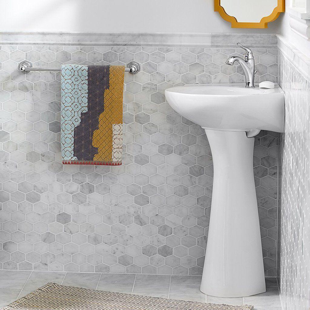 Bathroom Pedestal Sink 15 1 2 Cornice American Standard
