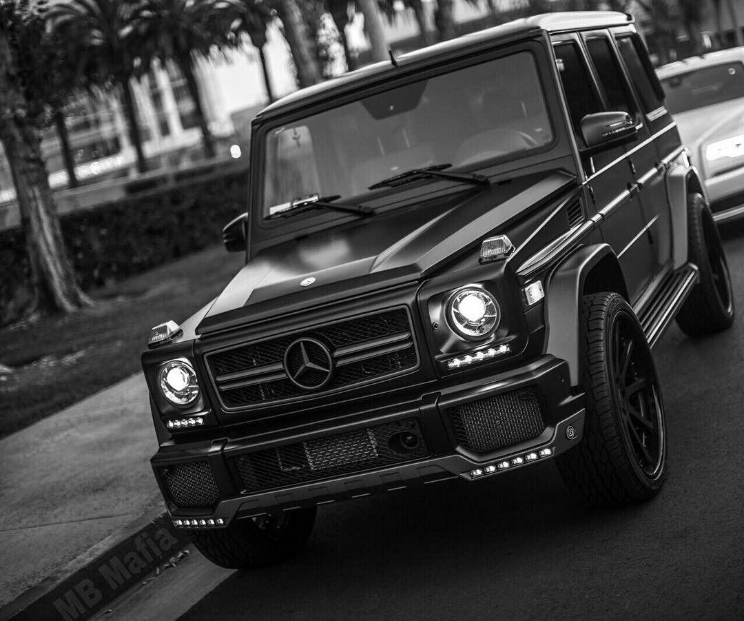 Mercedes g63 amg w463 benz gcars
