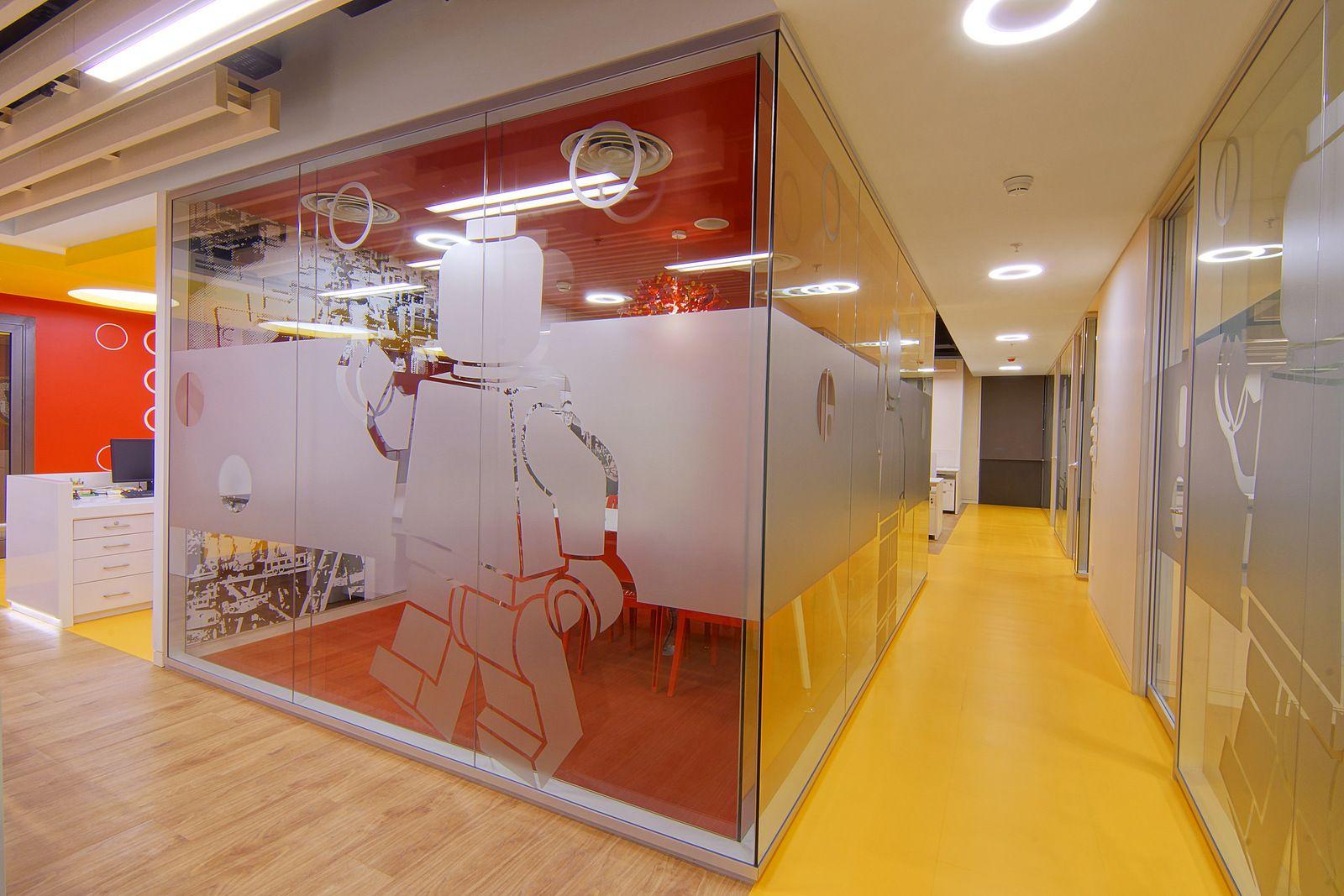 lego corporate office. Office Tour: LEGO \u2013 Istanbul Offices Lego Corporate O