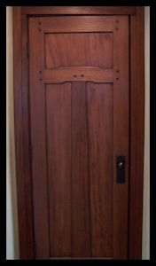 Interior Doors Mission Style | ... , Mission And Greene U0026 Greene Style  Interior Door U0026 Trim Packages