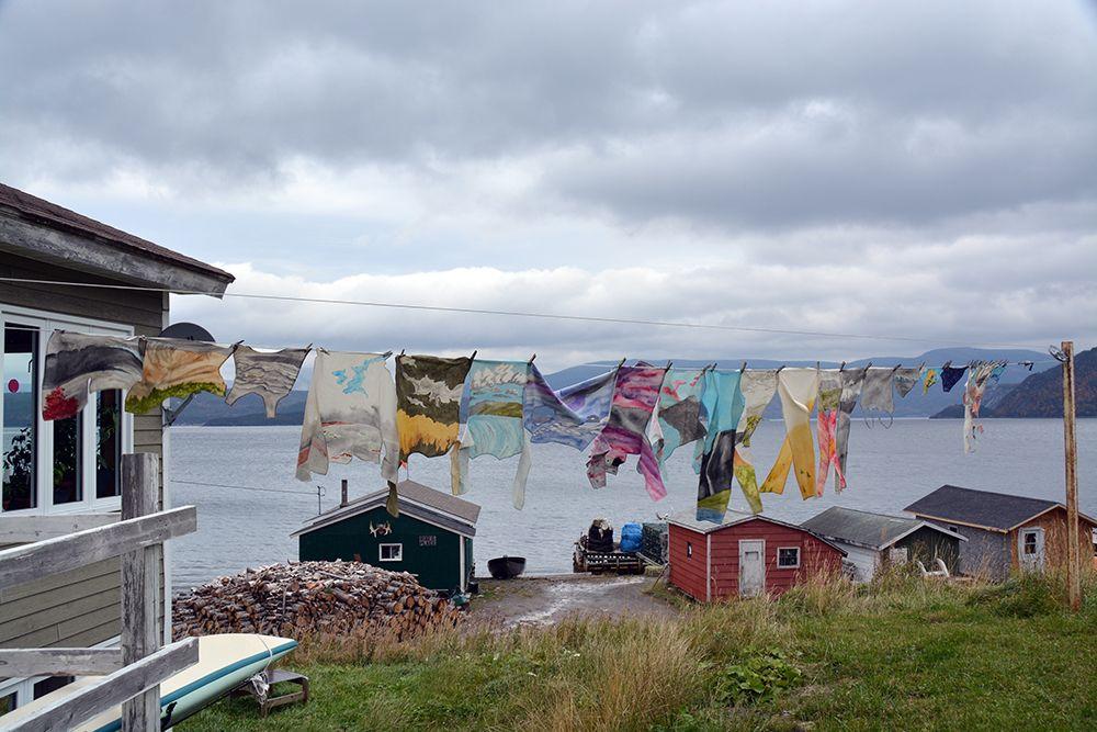 NEWS! — Bettina Matzkuhn: works in textile