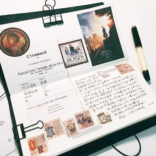 Travel journal pages and scrapbook inspiration – ideas for travel journaling, art journaling, and scrapbooking. #scrapbook