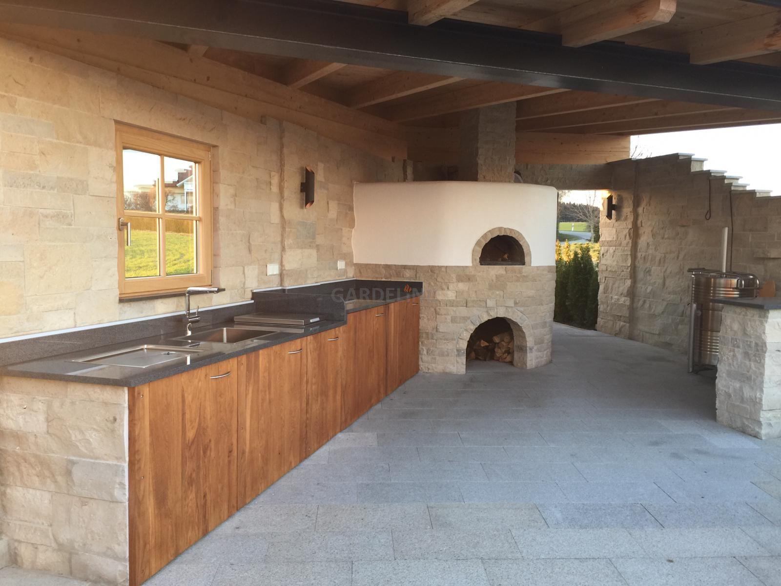 Inspiration Outdoor Kuche Aus Holz Outdoor Kuche Outdoor Kuchen Ideen Kuche Bauen