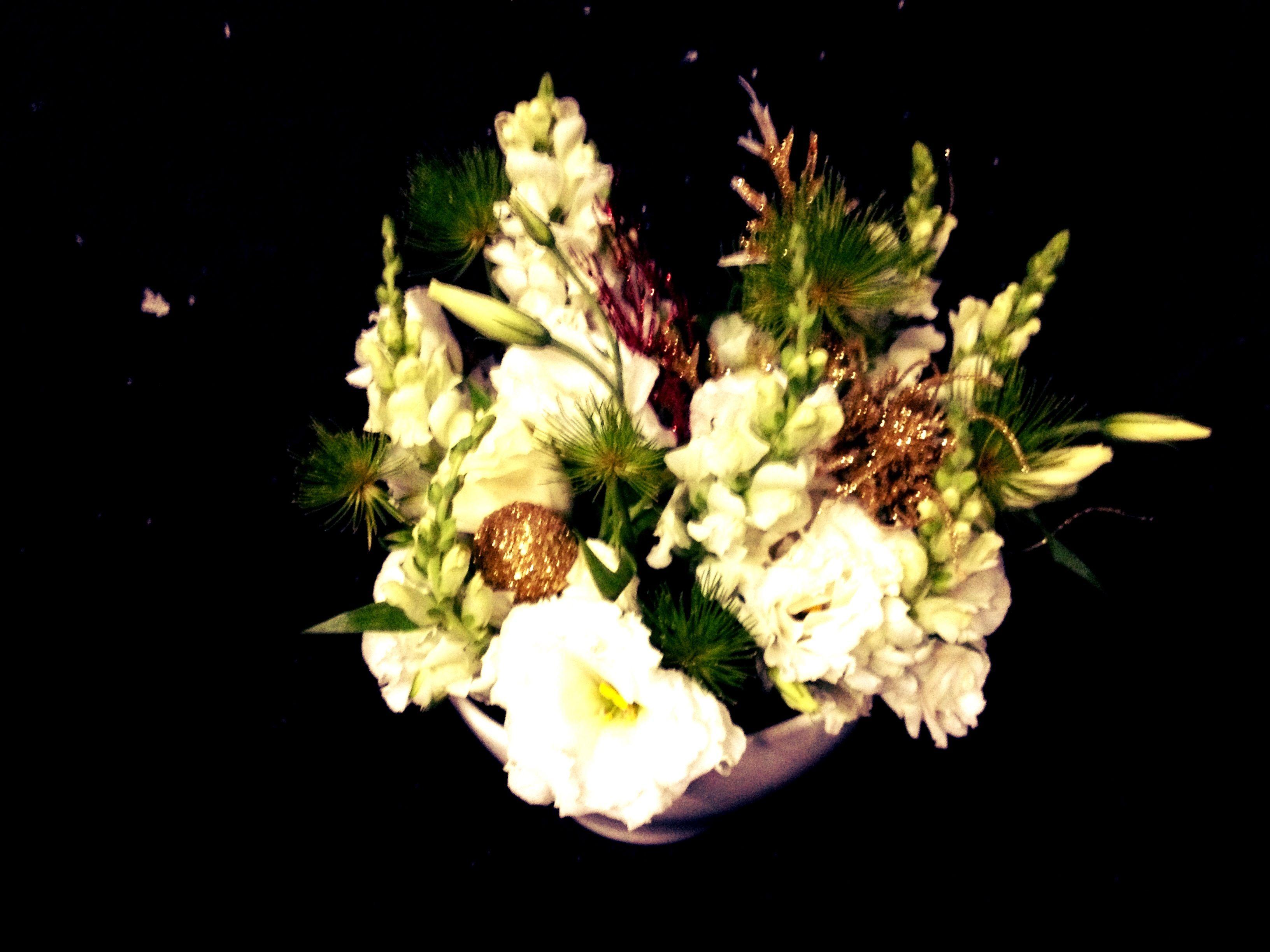 Flores para o Ano novo!
