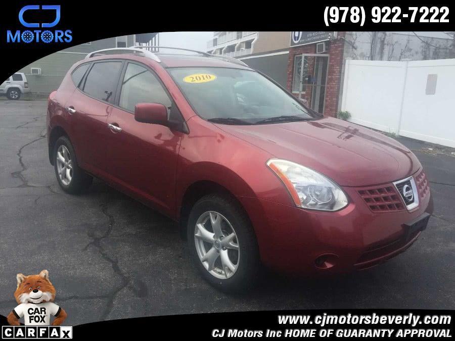 Used 2010 Nissan Rogue in Beverly, Massachusetts CJ