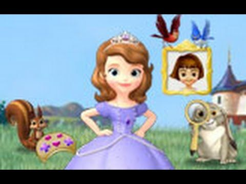 El Mundo De Sofia Disney Juegos De Sofía La Princesa 2015