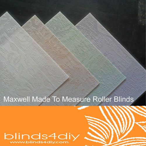 Made to Measure Roller Blind Design  Maxwell