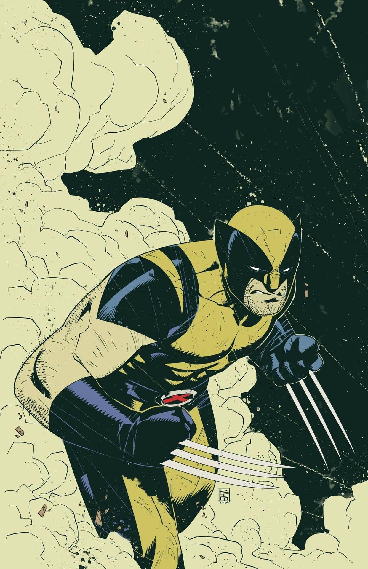 Wolverine by Kim Jacinto *