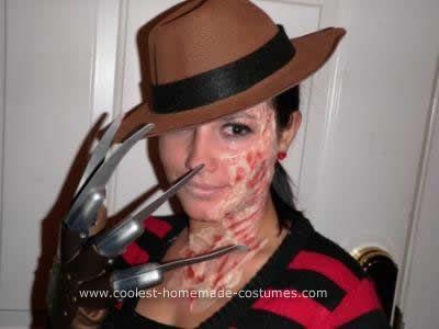 Coolest Freddy DIY Halloween Costume | DIY Halloween, Halloween ...