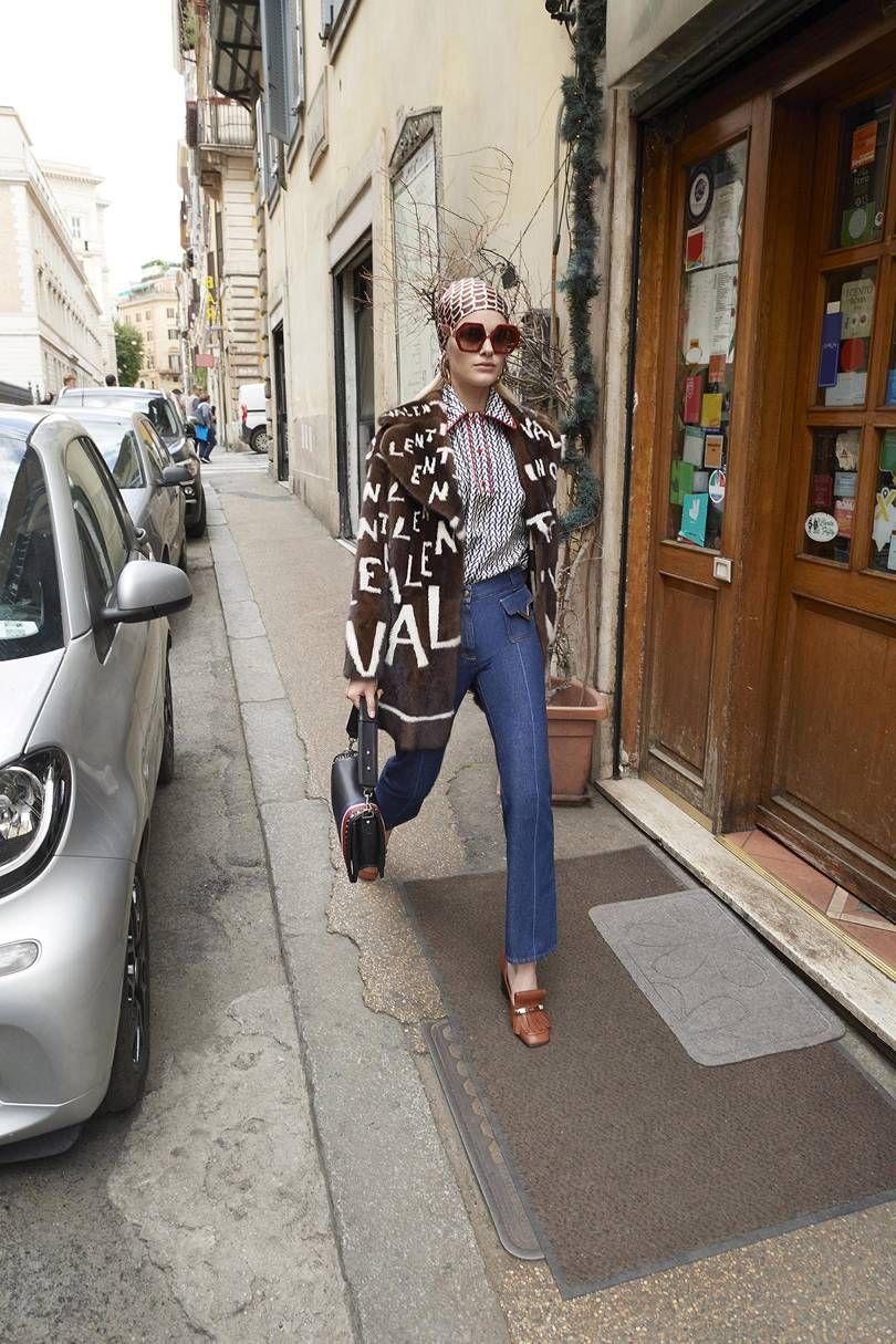 Valentino İlkbahar Yaz 2019 Koleksiyonu