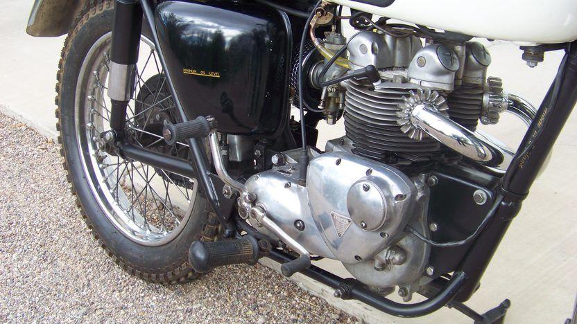 1967 Triumph T100 C 6 Triumph T100 Triumph Mecum Auction