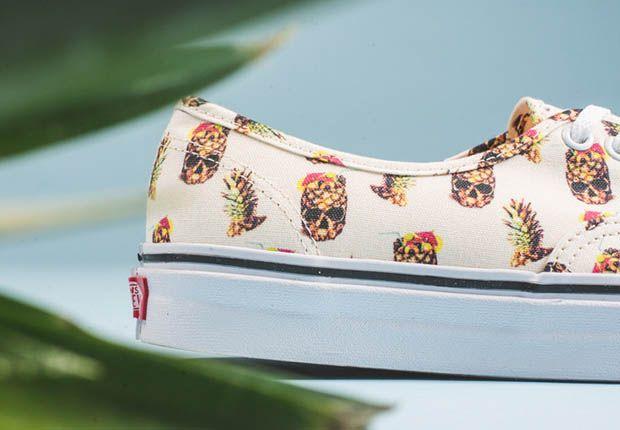 vans pineapple