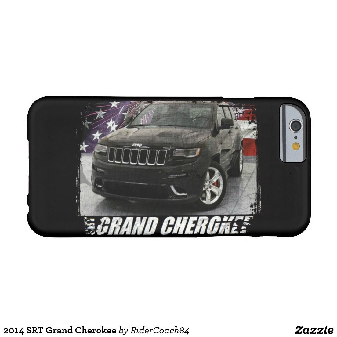 2014 SRT Grand Cherokee Barely There iPhone 6 Case