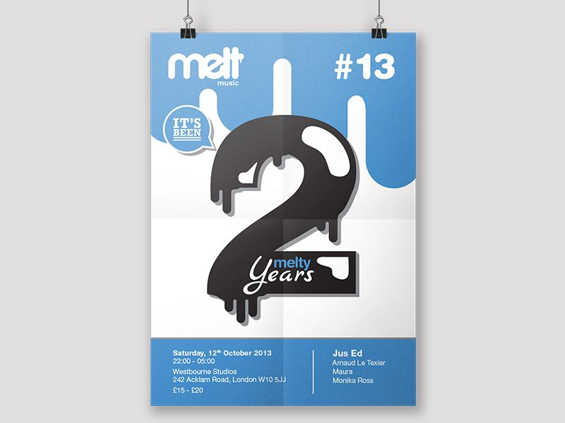 Poster for Melt Music