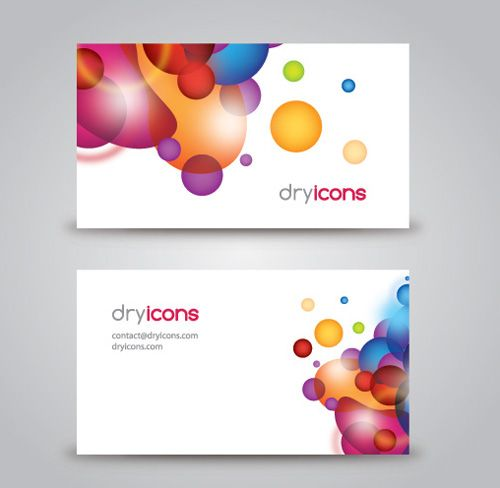 Business Card Templates For Designing Your Own Cards Carte De