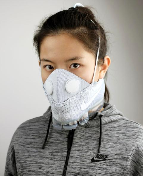 ZJ Wang Fashion mask