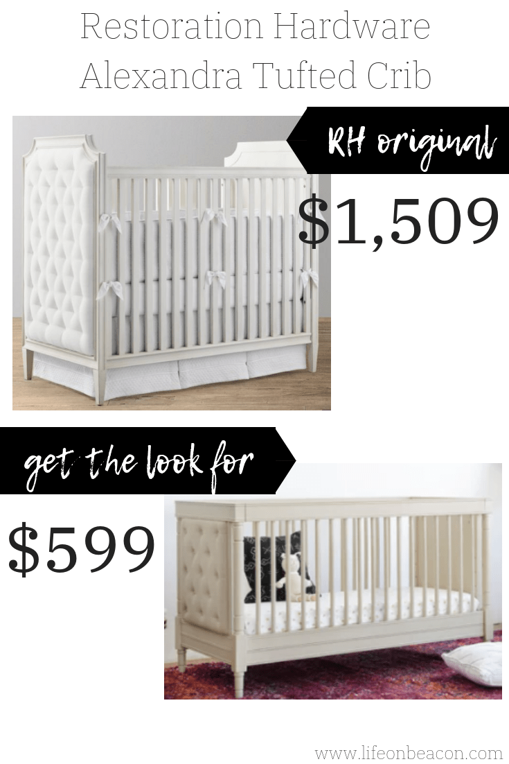 The Best Restoration Hardware Nursery Dupes Restoration
