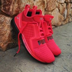 Puma Ignite Limitless Risk Red  c49947492443